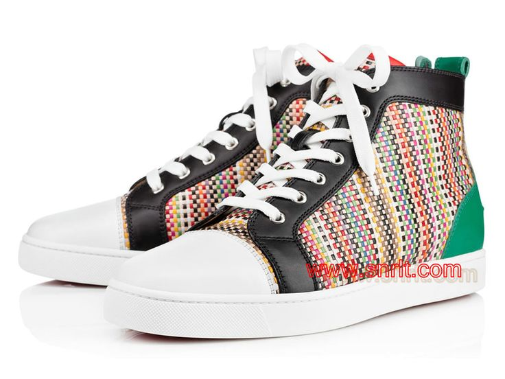 louboutin sneakers homme pas cher