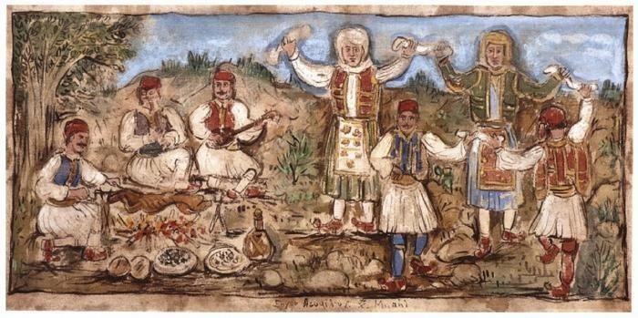 Ελληνική εορτή