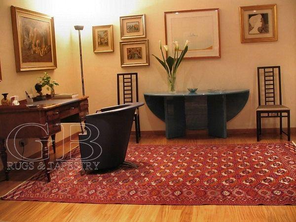 ambientazioni tappeti | Case clienti arredate con nostri tappeti