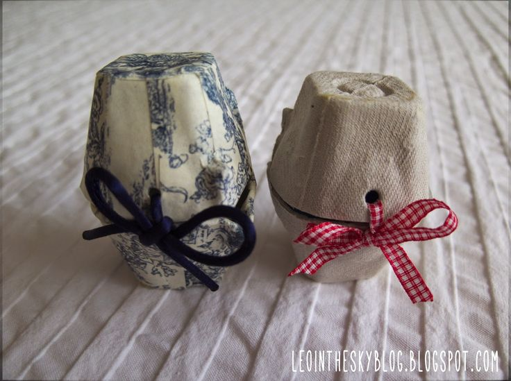 DIY Empaquetado bonito con hueveras | Aprender manualidades es facilisimo.com