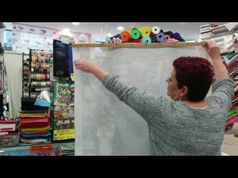 TUTORIAL DE MECANISMOS DE ESTORES ARTESANAL - YouTube