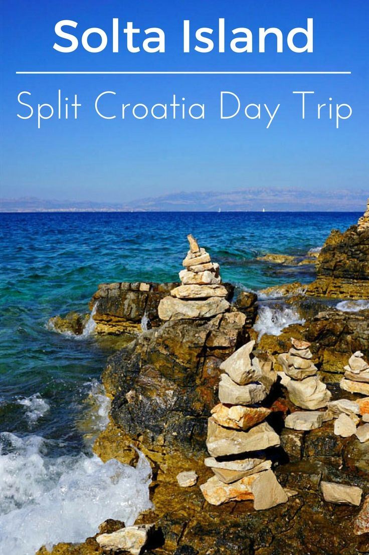 Solta Island - A tranquil day trip from Split Croatia. Find out why other tourists neglect it (but you shouldn't!) Click to read more.