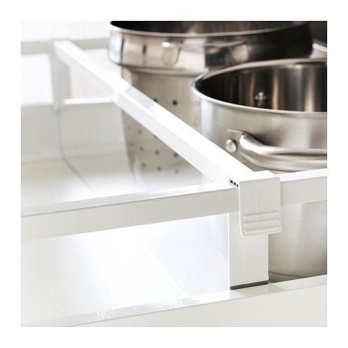 Les 25 meilleures id es de la cat gorie s parateurs pour tiroirs sur pinteres - Ikea tiroirs de rangement ...