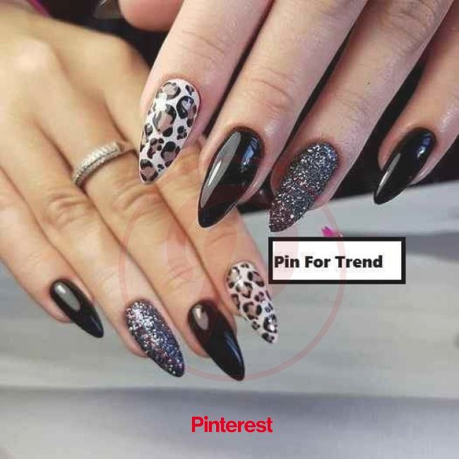 Best Gel Nail Designs To Get A Better Look Nail Art Images 2019 Nails Nailso Cheetah Nails L In 2020 Leopard Print Nails Manicure Nail Designs Cheetah Nails