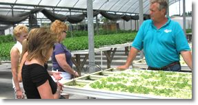 Ag in the Classroom - tons of lesson plans and hands-on activities. Garden club?