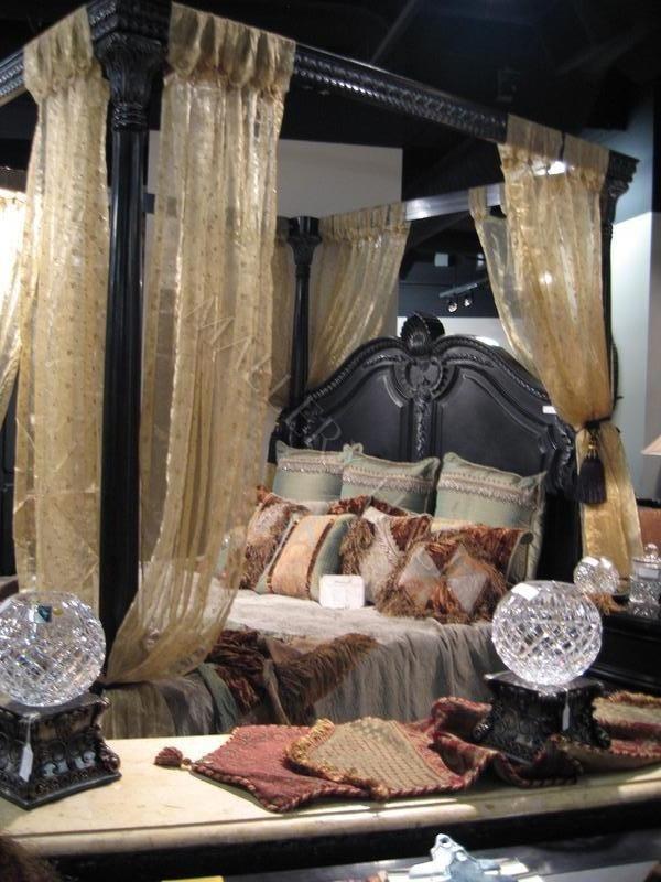 best 10+ black canopy beds ideas on pinterest | black bedroom