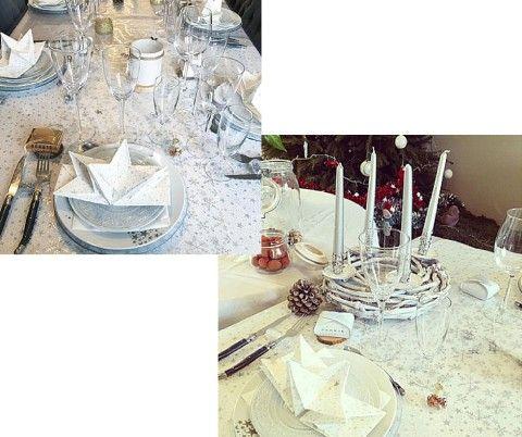 Vos tables de Noël - Mesa Bella Blog