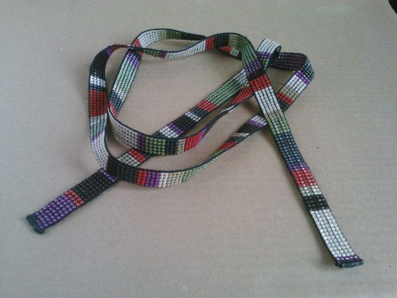 4th Doctor Scarflace  prototype black by AbandonedWarehouse