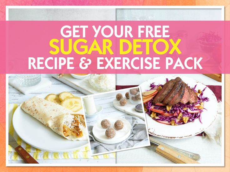 Reducing your sugar intake isa great place to begin yourHEALTHY eating plan. So we have put together theMay 28 Day Weight Loss Challengeto give you the tools you need to help detox from sugar. And today you can DOWNLOADa sample of the recipes in the Challenge and top tips for …