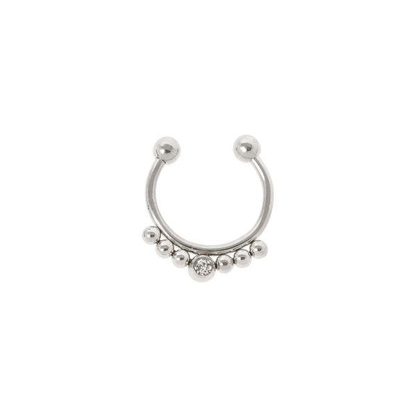 Fake Nose Ring Stud Hot Topic