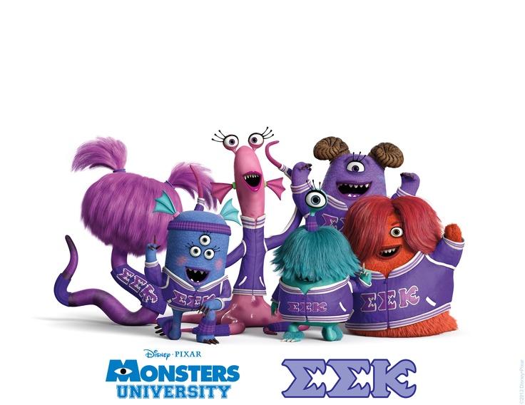 SLUGMA SLUGMA KAPPA (EEK) | Monsters University: Teams ...