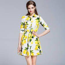 Risultati immagini per camicia limoni
