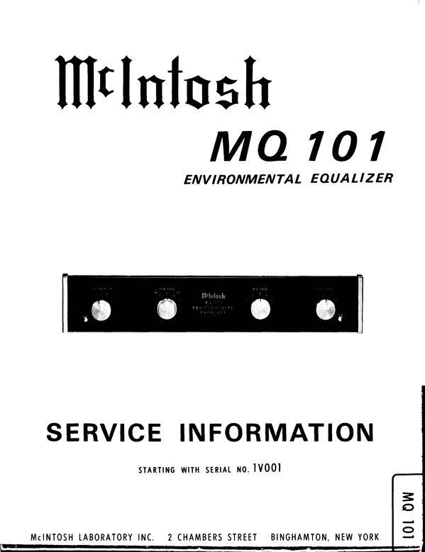 112 best McIntosh Service Manuals images on Pinterest