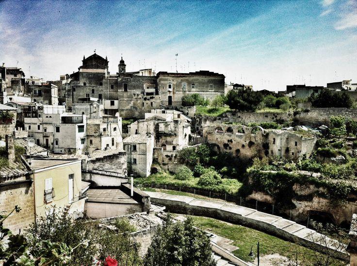 Gravina in Puglia!! One of the best place in  apulia!