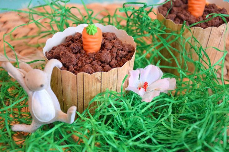 Traditioneller Rüblikuchen& Rüblicupcakes | Küchencottage #Rüblikuchen…