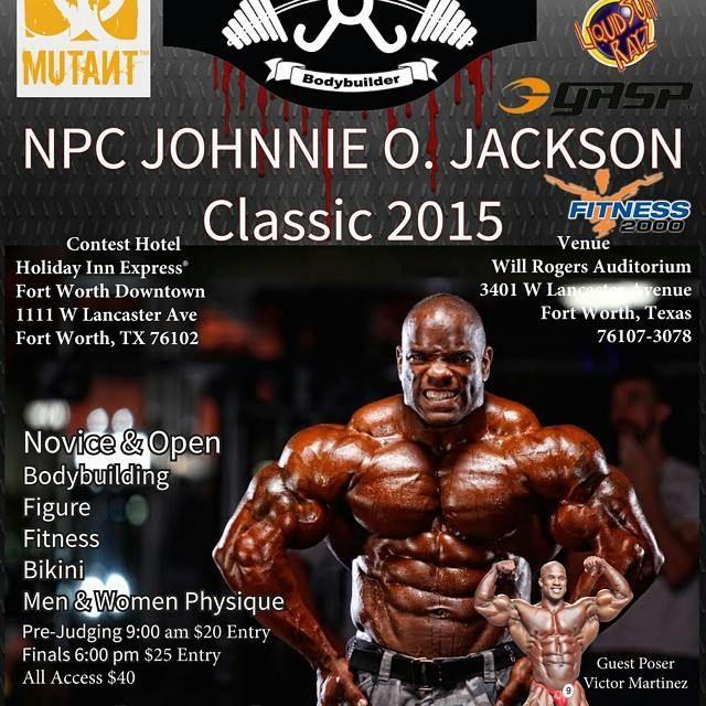 NPC Johnnie O. Jackson Classic
