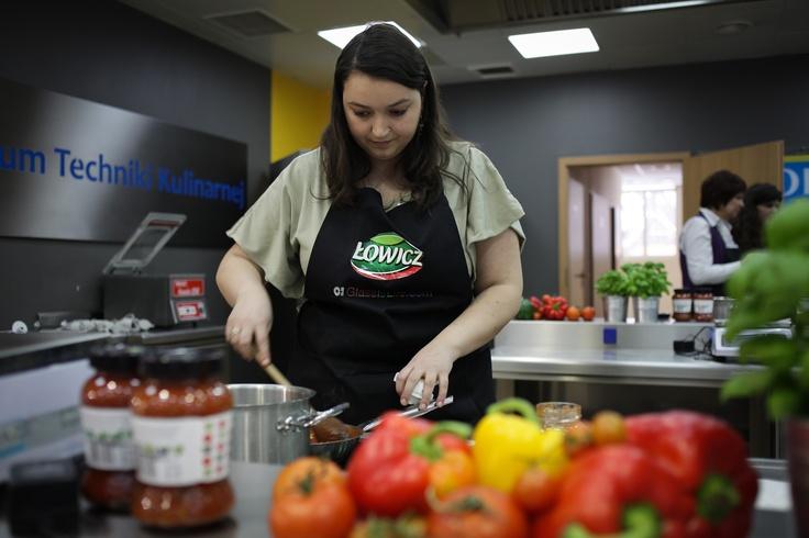 Blogerki kulinarne poznawały tajemnice włoskiego smaku.