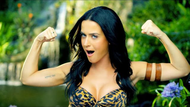 GOSSIP OVER THE WORLD: Katy Perry mimed at concert - was forced to sing l...