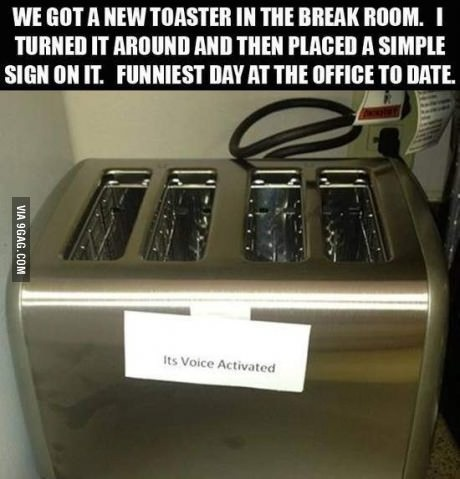 Amazing prank