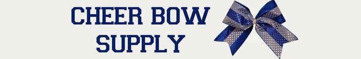 Cheer Bow Supply - YouTube