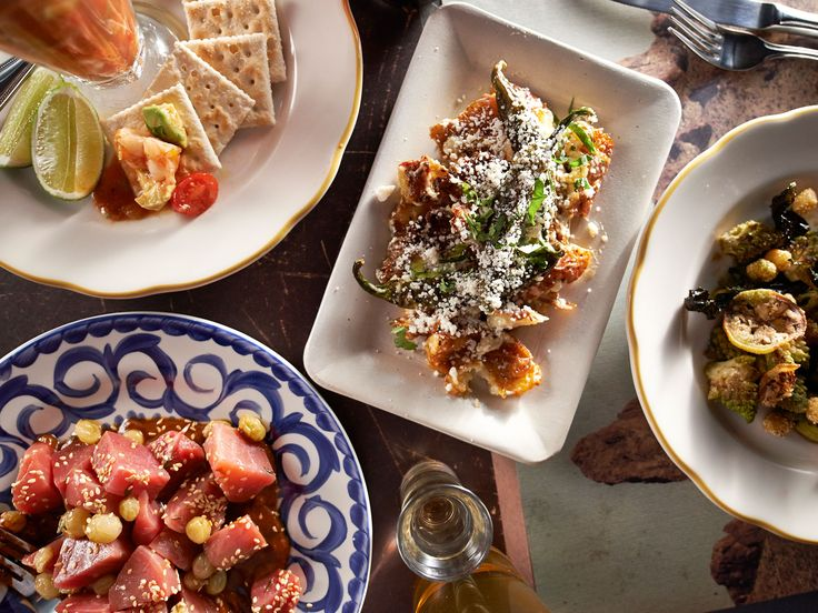 Must-eat deep dish, sterling Mexican food, a killer bar scene—Chicago has it all
