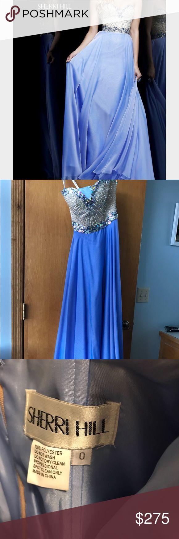 Sherri Hill Prom Dress Worn once & looks brand new! Sherri Hill Dresses Prom