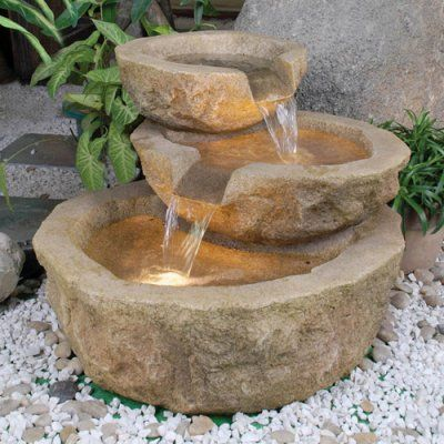 Best 25 small water features ideas on pinterest small Home water features