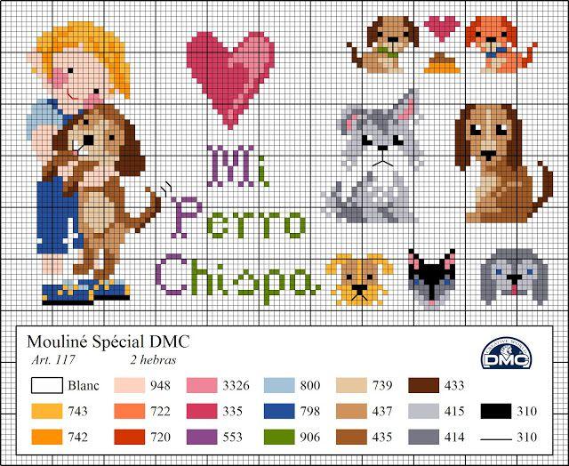 Diagramas de mascotas