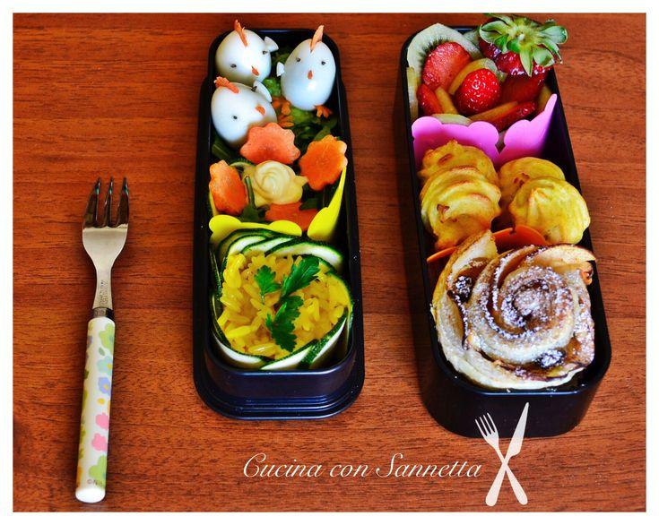#bento box lunch cute #foodart