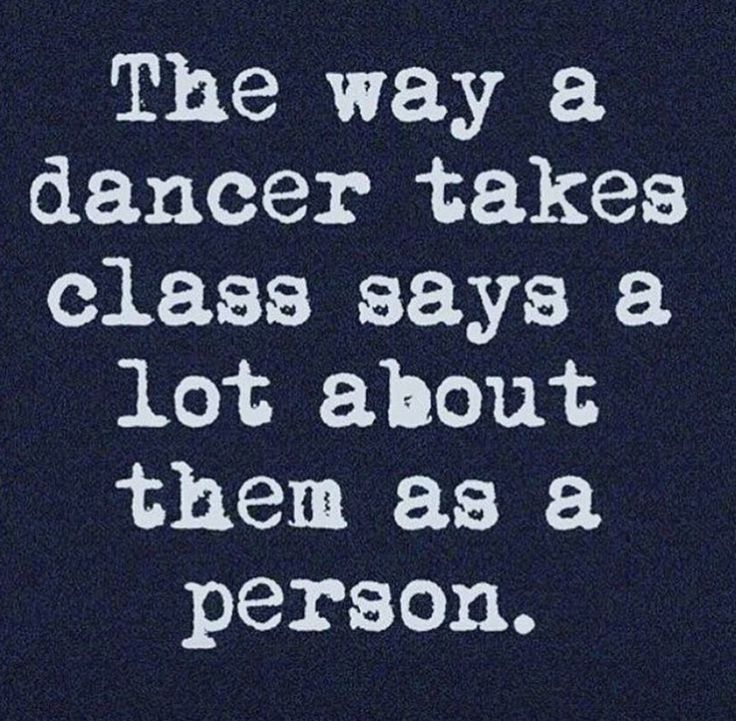 The way a dancer takes class says a lot about them as a person #alvasbfm #dancequotes #dancerlife