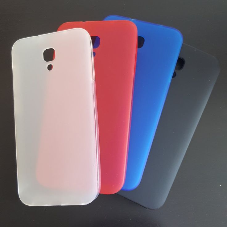 Alcatel One Idol 2S - Silicone Phone Case