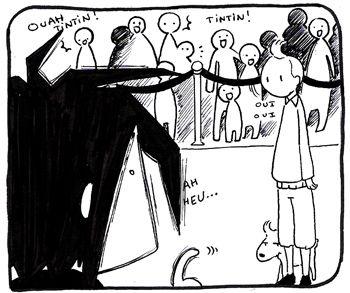"""Tintin"" - By Drey"