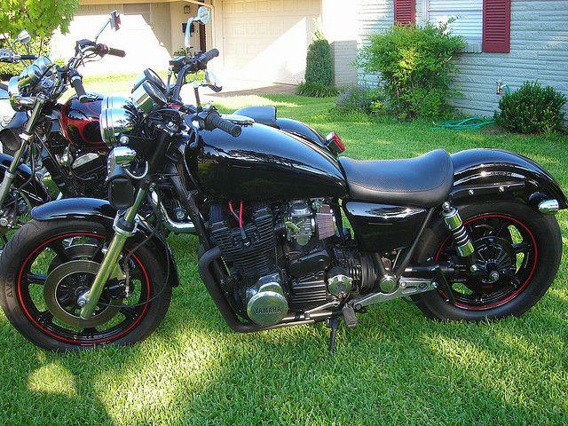 Yamaha XS1100 Bobber