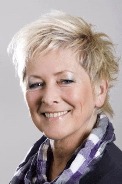 Funky Short Haircuts For Older Women Hair Styles
