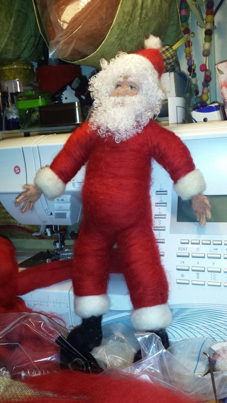 Santa in progressss
