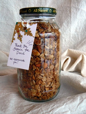 Edible Gifts in Jars