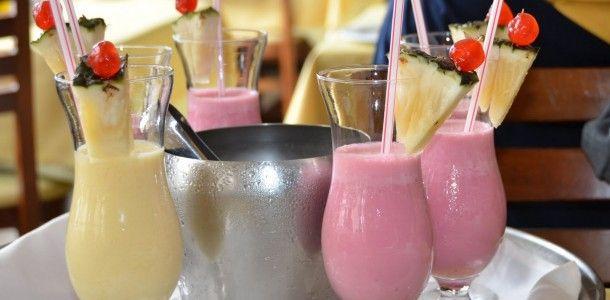 Recheio Mania: Coquetel de Frutas (Sem Álcool I)
