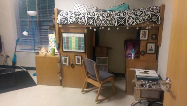 Manchester College Dorm Rooms