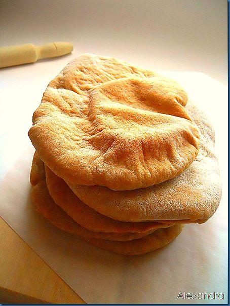 Μα...γυρεύοντας με την Αλεξάνδρα: Aραβικές πίτες