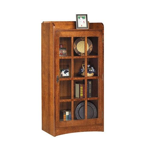 "Anthony Lauren Craftsman Home Office 62"" Bookcase"