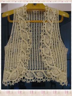 SANDRA CROCHE: Crochet Shawlboleroshrug, Crochet Blusa Saia Vestidos, Crochet Shawl Boleros Shrug, Sandra Croch, Crochet Boleros, Crochet Vest, Crochet Blusassaiasvestido, Crochet Tops, Crochet Clothing
