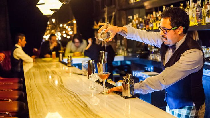 Antros y bares secretos en el DF