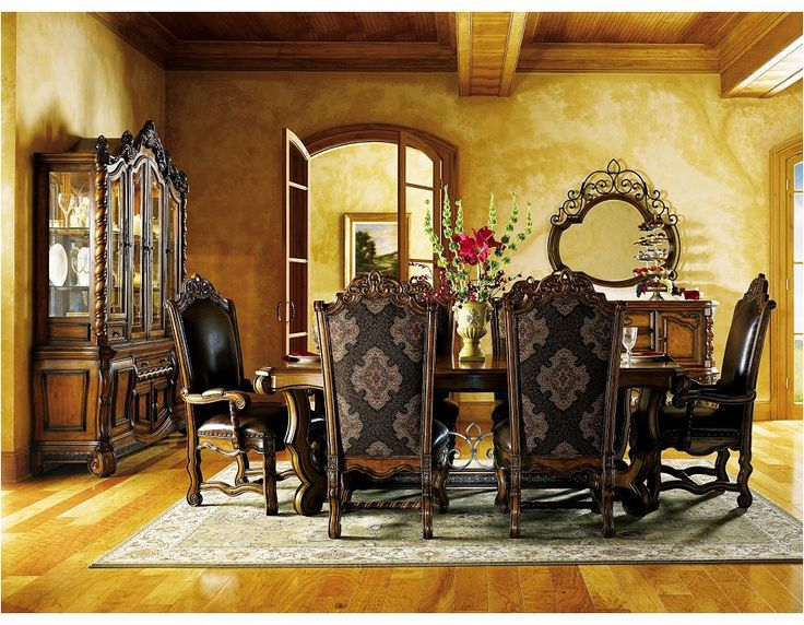 Interior Page 6 Inspirations Tuscan Dining Room Decorating For