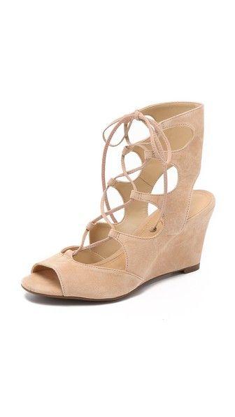 Schutz Ruthie Gladiator Wedge Sandals | SHOPBOP