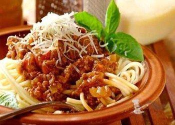 İtalyan Usulü Spagetti Bolonez Tarifi