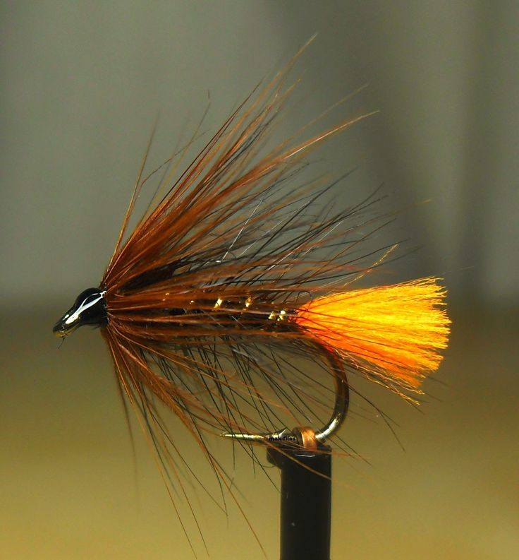 Tying a Kate Bumble with mak-flies 2013