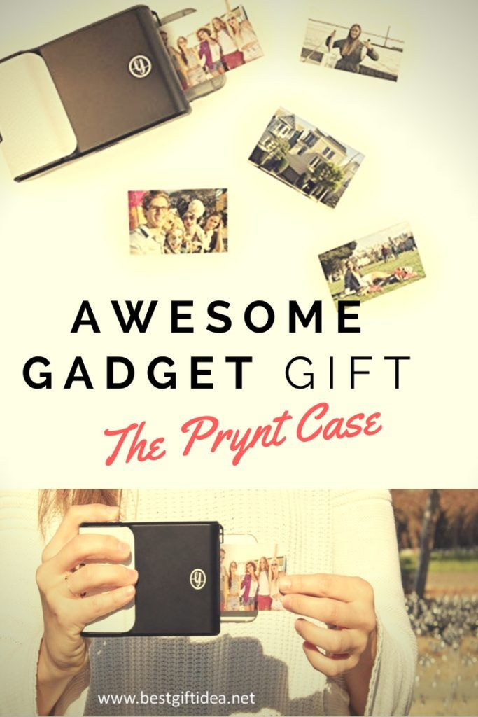 gift for gadget lover | prynt case | photo gift ideas | gifts for tech guys | gifts for techies | gadget gift for Christmas | gifts for tech lovers →→ absolutely AMAZING ★★★★★