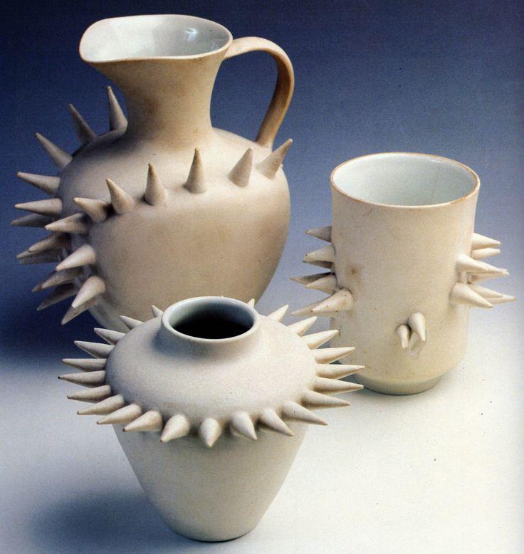 Füreya Koral, biscuits, 23-13-12 cm, 1973 (Erdinç Bakla archive)