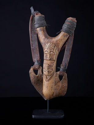 Slingshot - Baule People - Ivory Coast