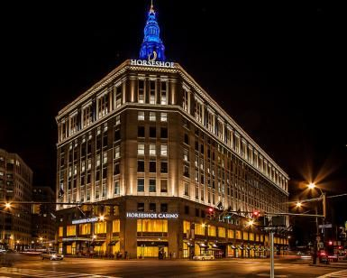 All about Horseshoe Casino in Cleveland Ohio